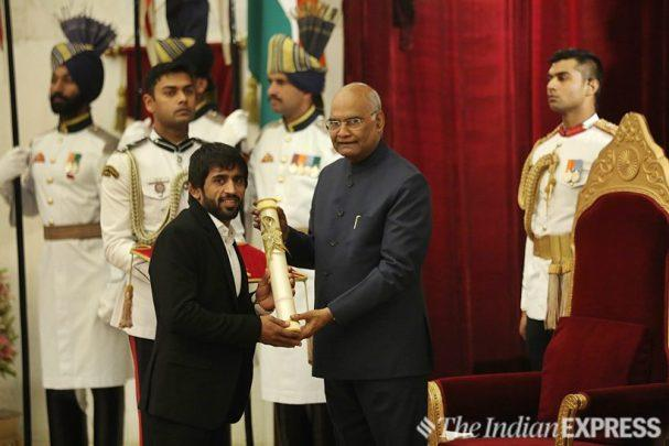 Padma awards 2019: Bajrang Punia, Mohanlal, Prabhu Deva among noted winners