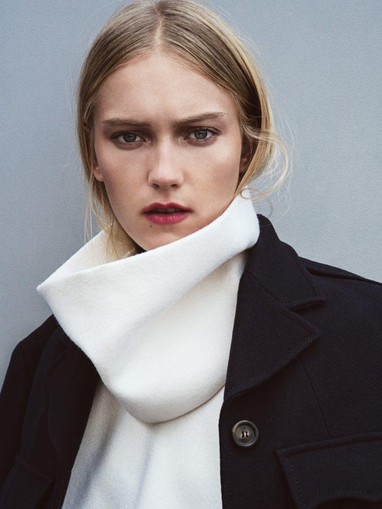 They'll keep you cozy and warm all day but they're also perfect for layering over any loose comfortable under layers like a T-shirt just in case it gets warmer during the fall afternoons. Miu Miu Coat, $3,805, at Select Miu Miu Boutiques, miumiu.comJil Sander Wool Flannel Twill Baba Top, $1,500, Available at Kick Pleat Austin