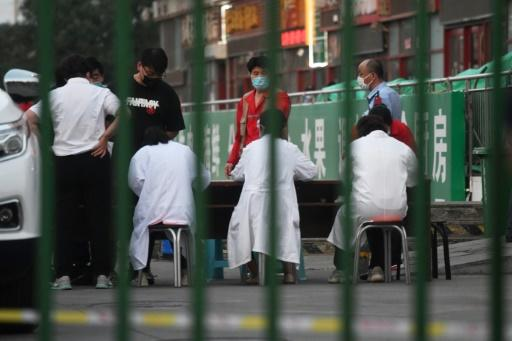 Authorities closed Xinfadi meat wholesale market in Beijing after it was linked to a fresh cluster of coronavirus cases