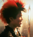"<p>Remember Rufio, aka the most famous of the Lost Boys in <em>Hook</em>? Known for both his bright red hair and the ""Ru-fi-ooooooh!"" chant that accompanies his arrival, Rufio, portrayed by actor Dante Basco, is one of the most iconic characters from the beloved 1991 film.</p>"