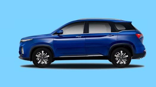 MG Hector Plus SUV To Be Launched in India on July 13