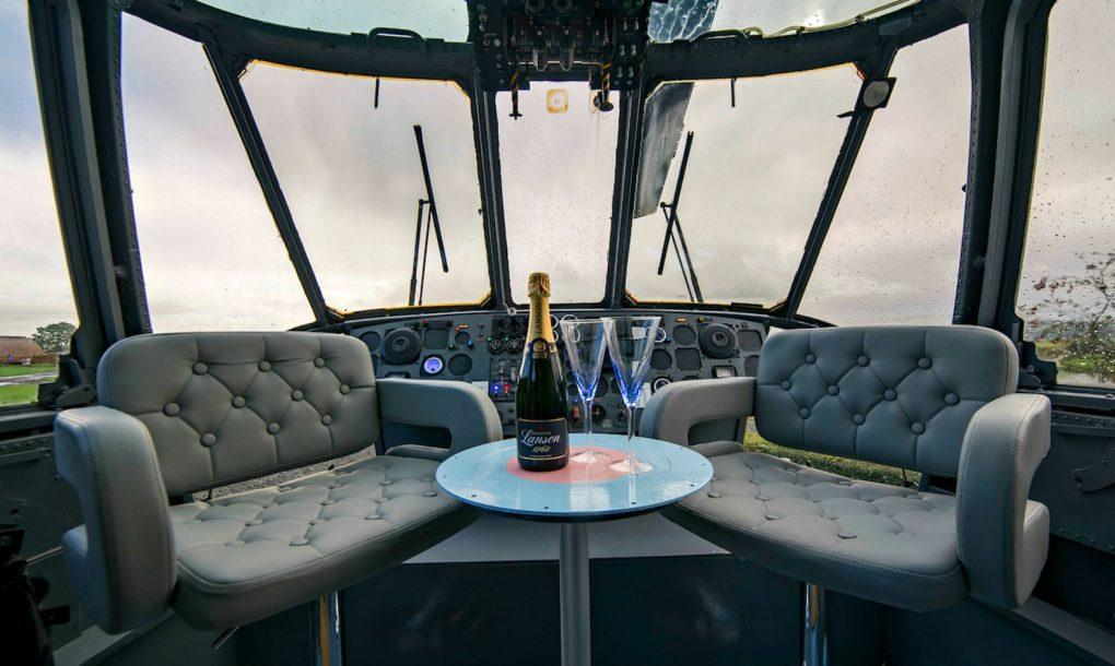 <p>Foto: Helicopter Glamping. </p>