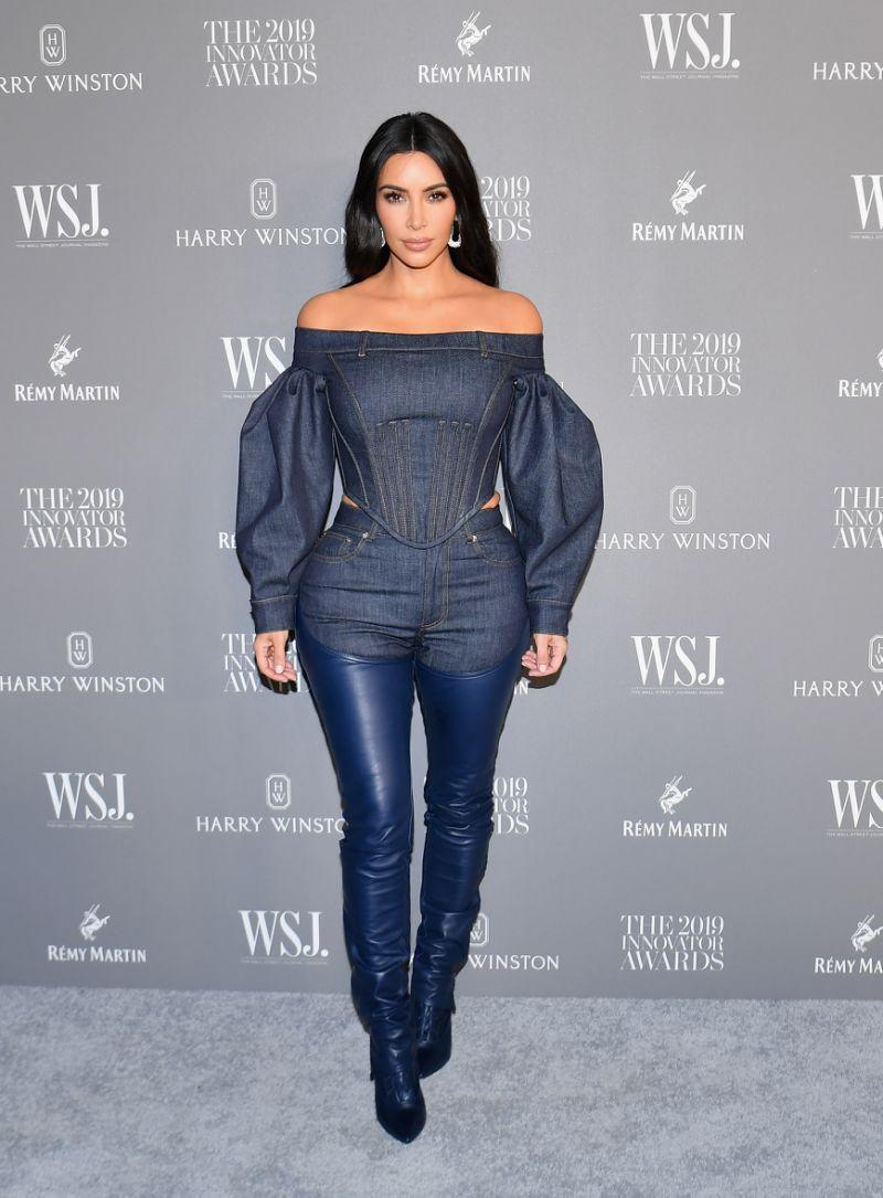 Kim Kardashian West bei den Innovator Awards des WSJ Magazine 2019. [Foto: Getty]