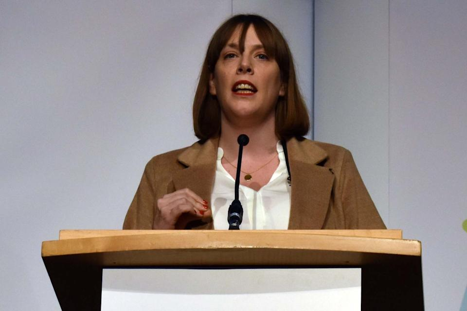Jess Phillips is a likely candidate to take over the Labour party leadership (PA)
