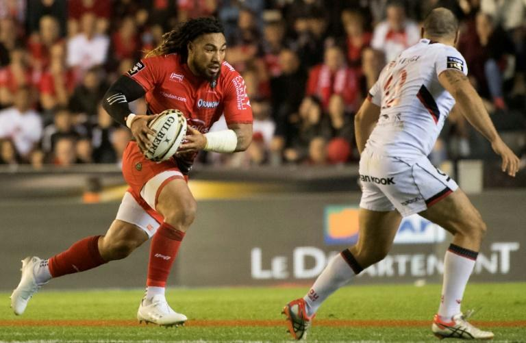 Ma'a Nonu last played for Toulon in 2018's Top 14 play off loss to Toulon