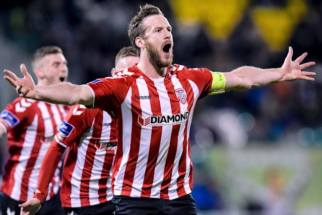 Ryan McBride: 1987-2017: Tom Beary/INPHO/Rex