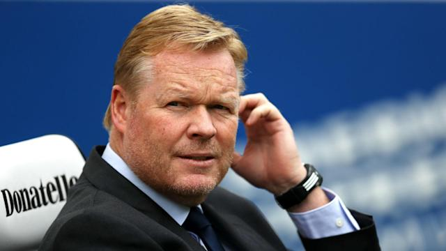 Ronald Koeman is struggling to find a way to field Rooney and Gylfi Sigurdsson in the same side.
