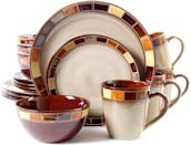 <p>This <span>Gibson Elite Casa Estebana 16-Piece Dinnerware Set</span> ($55, originally $79) will elevate your dinner party game.</p>