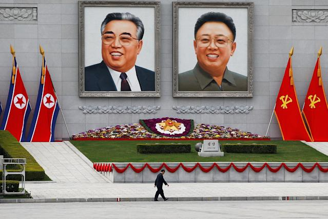 "<p>The former North Korean leader died of a heart attack in 1994, and to preserve his body it cost $1 million with ""$800,000 poured into additional maintenance costs annually, <a href=""http://www.reuters.com/article/us-korea-north-embalming/north-koreas-kim-the-second-of-his-line-to-be-embalmed-idUSTRE7BK0DX20111221"" rel=""nofollow noopener"" target=""_blank"" data-ylk=""slk:according to reports"" class=""link rapid-noclick-resp"">according to reports</a>. After his death, the Kumsusan Assembly Hall (his official residence until death) was converted into the ""world's largest mausoleum dedicated to a Community leader"" and the <a href=""http://www.ibtimes.com/kim-jong-ils-tomb-all-dramatic-doom-gloom-you-can-imagine-1032064"" rel=""nofollow noopener"" target=""_blank"" data-ylk=""slk:conversion cost over $100 million"" class=""link rapid-noclick-resp"">conversion cost over $100 million</a>. </p>"