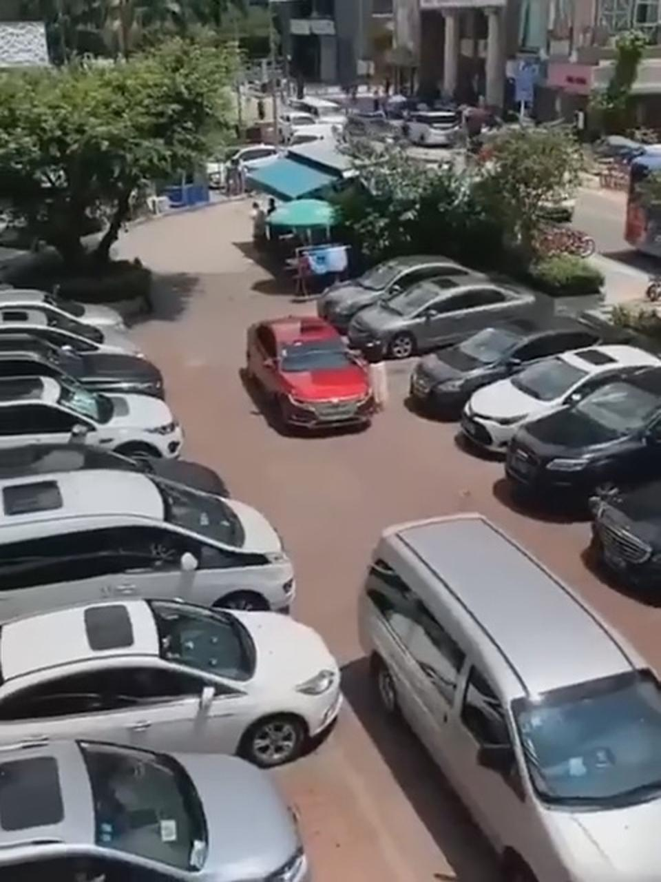 Video of the incident has been viewed over 10 million times (AsiaWire)