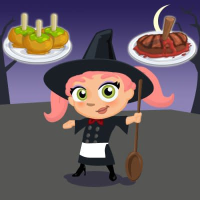 Cafe World Ghoulish Feast