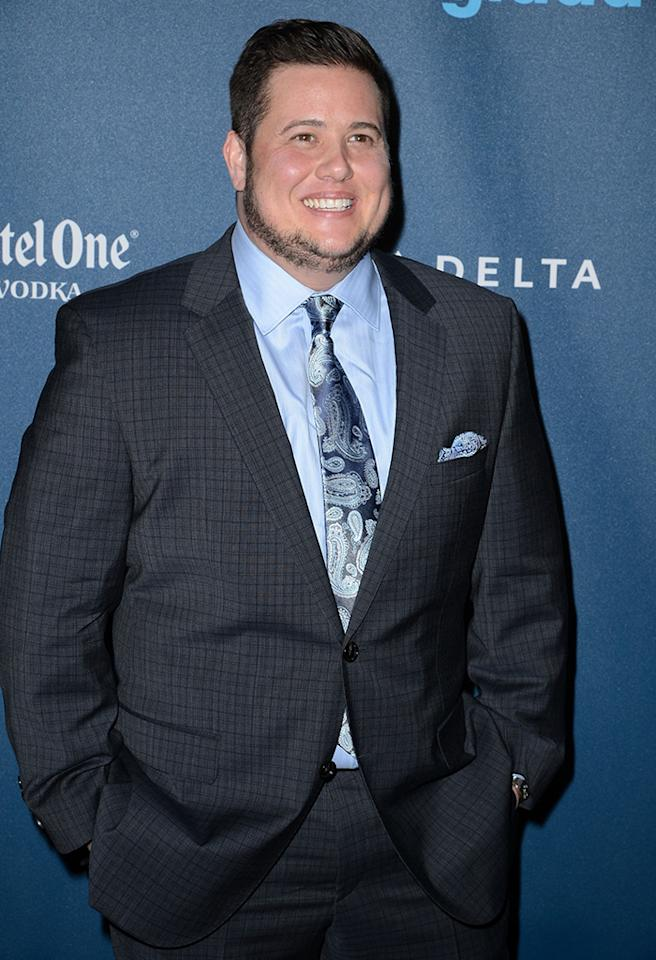 LOS ANGELES, CA - APRIL 20:  Chaz Bono arrives at the 24th Annual GLAAD Media Awards presented by Ketel One and Wells Fargo at JW Marriott Los Angeles at L.A. LIVE on April 20, 2013 in Los Angeles, California.  (Photo by Earl Gibson III/Getty Images)