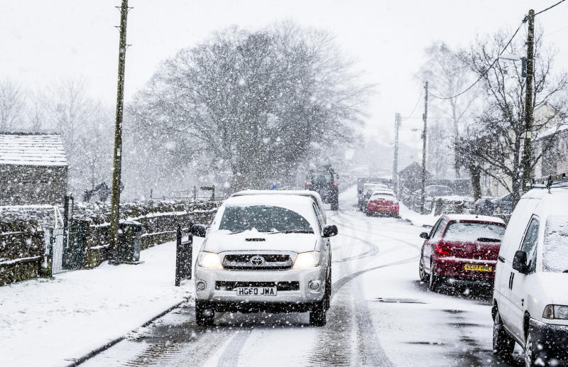'Beast from the east' to bring coldest winter spell to Shropshire