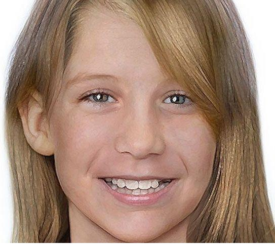 An age-processed image of Isabella Watter. Photo: AAP