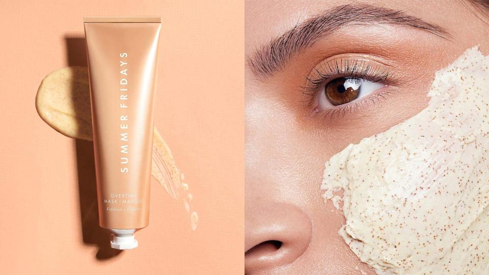Exfoliate your skin with this pumpkin mask from Summer Fridays.