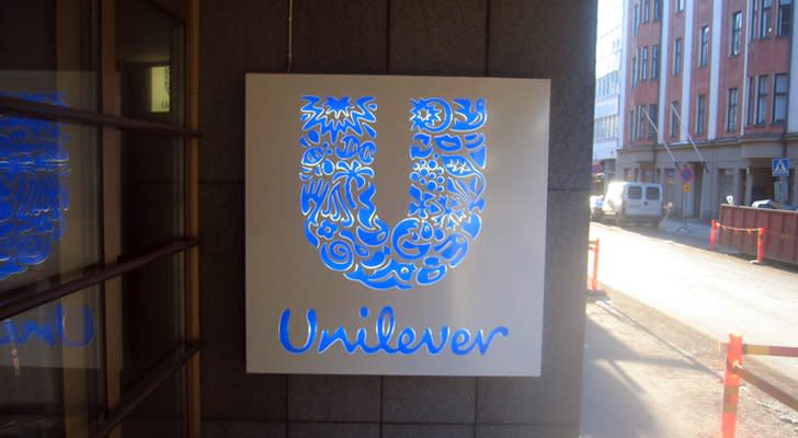 Structural Changes Won't Change the Narrative for Unilever Stock