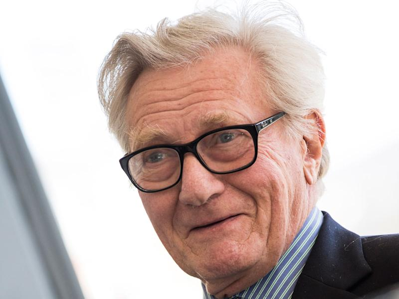 Lord Heseltine was speaking about the loss of 3,500 steel industry jobs: Getty