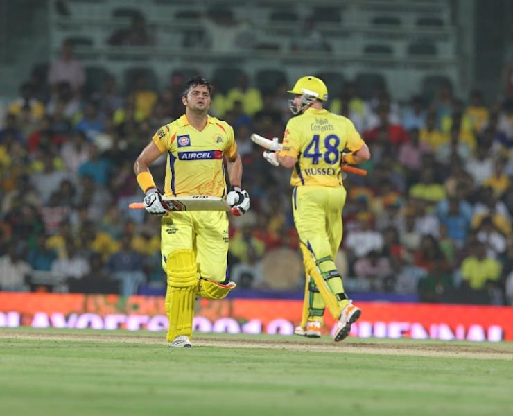 Chennai Super Kings were barred for two IPL seasons in 2015 over a spot-fixing saga