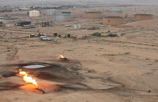 Iraq oil exports plunge to 19-month low