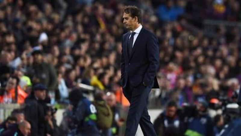 Real Madrid sack Lopetegui, appoint Solari but await Conte