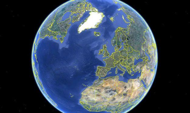 Google Earth 6.2 released, gives our planet a makeover