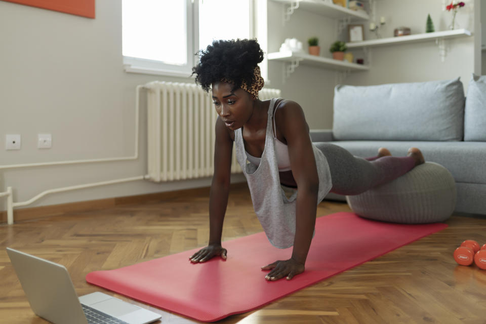Public Health England have launched a campaign to encourage people to live a healthier lifestyle. (Getty Images)