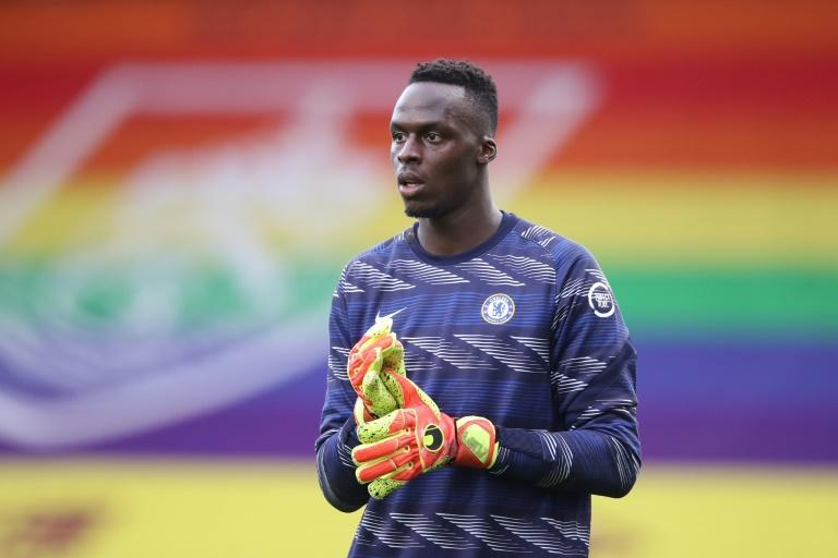 Goalkeeper Edouard Mendy has impressed since joining Chelsea