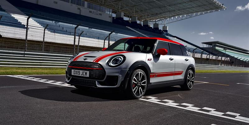 The 2020 Mini John Cooper Works Countryman And Clubman Get More Power