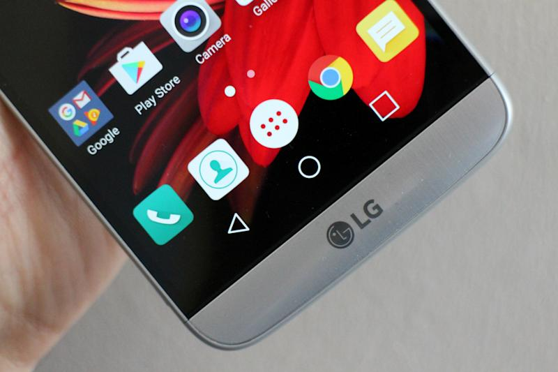 LG reinstates the G5's most controversial missing Android feature