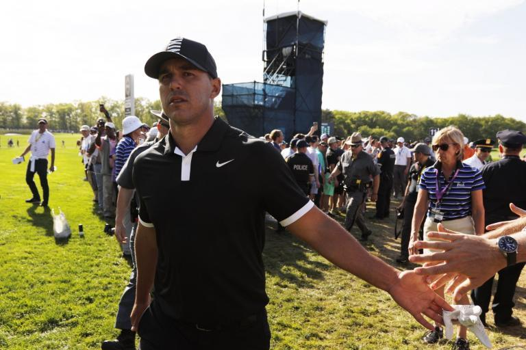 PGA Championship leaderboard: Brooks Koepka on the brink of title defence with seven shot lead