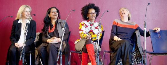 Visitors can expect panels discussions (Women of the World Festival)