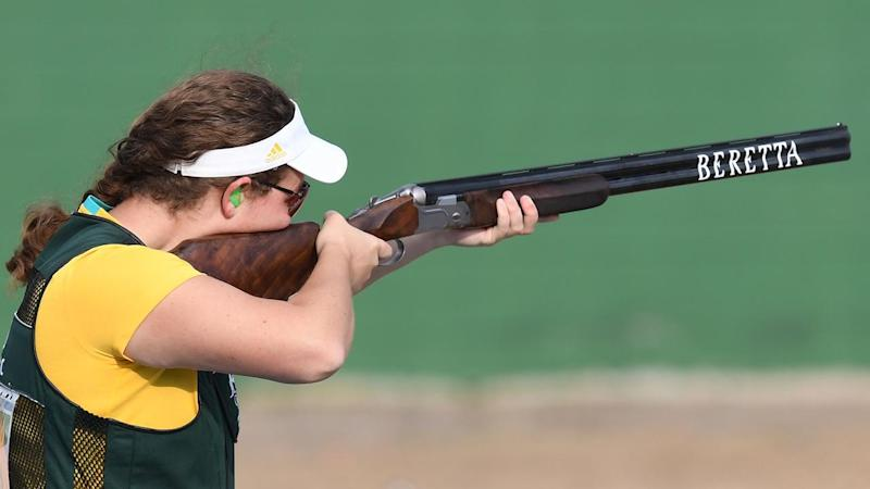 OLY16 SHOOTING WOMENS TRAP