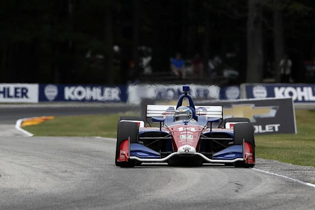 Foyt retains Kanaan and Leist for 2019