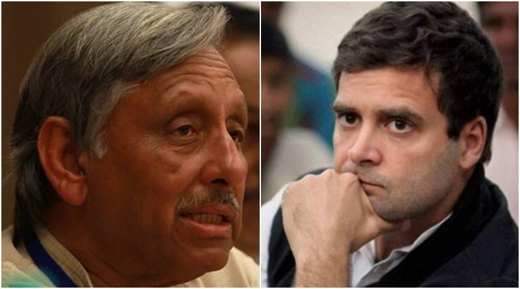 Mani Shankar Aiyar: 'Non-Gandhi' can be Congress chief, but best if Rahul Gandhi remains on the post