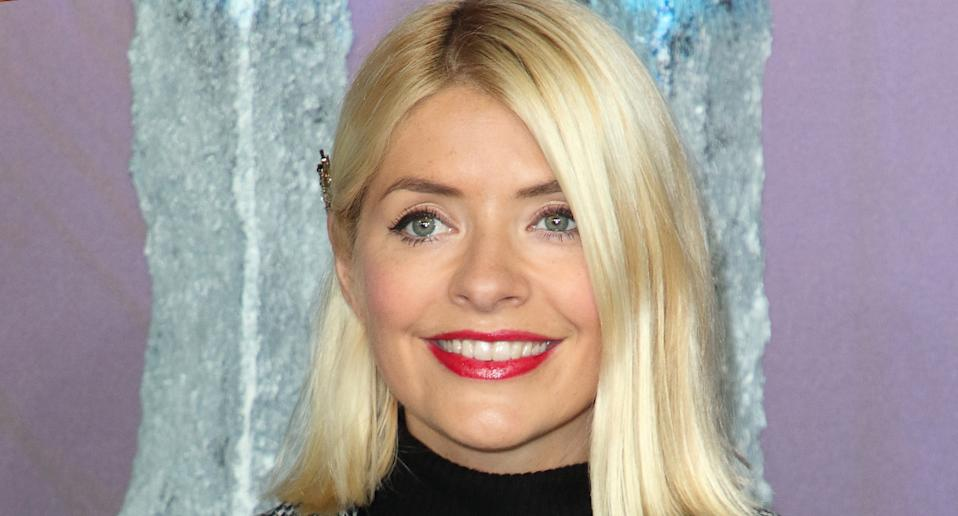Holly Willoughby's Dancing on Ice beauty secrets revealed by her make-up artist Patsy O'Neill. (PA Images)
