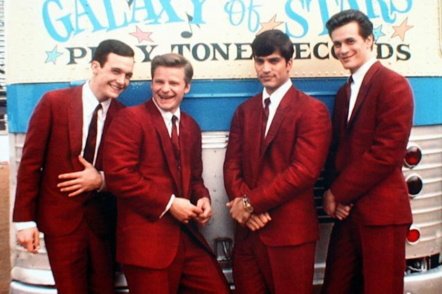 """The Wonders are almost the Beatles, in """"That Thing You Do."""" (Photo: 20th Century Fox)"""