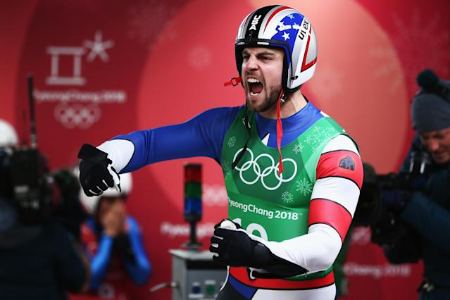 Fan favorite Chris Mazdzer won silver in PyeongChang, the first American man to ever medal in the sport, but he's learned the hard way luge isn't lucrative.