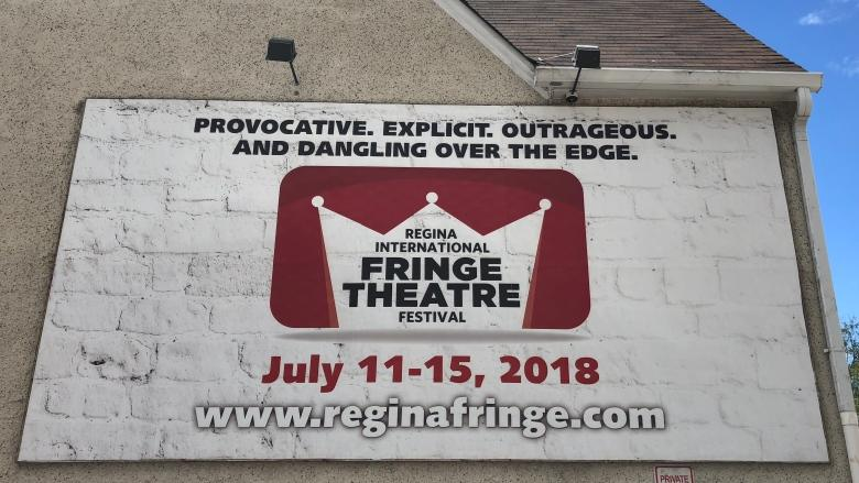 'Dangling over the edge': Shows from around the world take centre stage at Regina Fringe Festival
