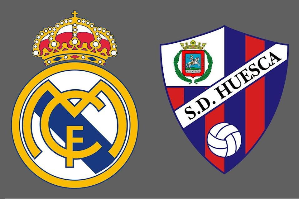 Real Madrid-Huesca