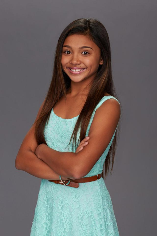 "Ciana Pelekai is one of the Top 60 acts on NBC's ""America's Got Talent"" Season 8."