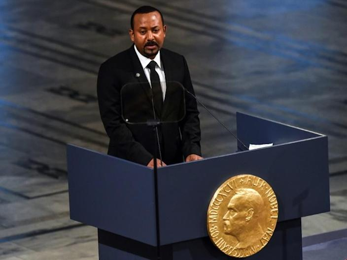 Ethiopian Prime Minister Abiy Ahmed won the 2019 Nobel Peace Prize for forging detente with Eritrea