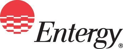 Entergy Corporation logo. (PRNewsfoto/Entergy Corporation)