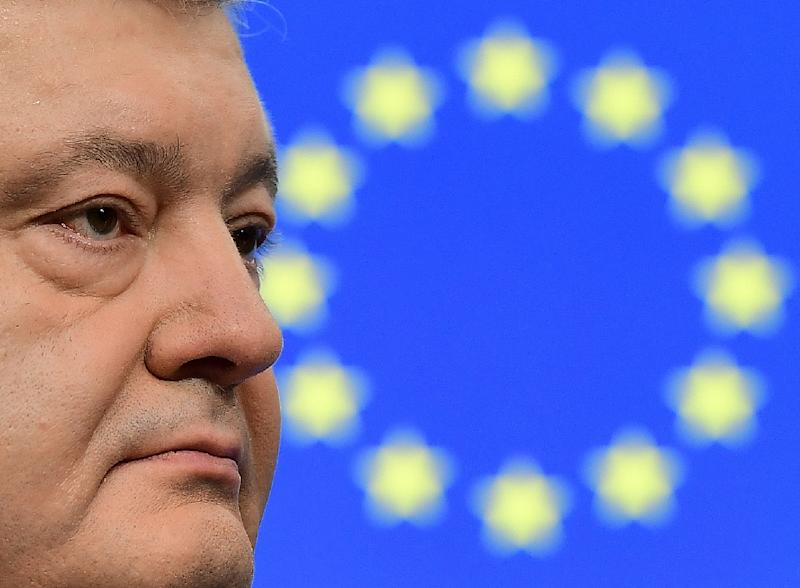 EU Council eases visa rules for Ukraine