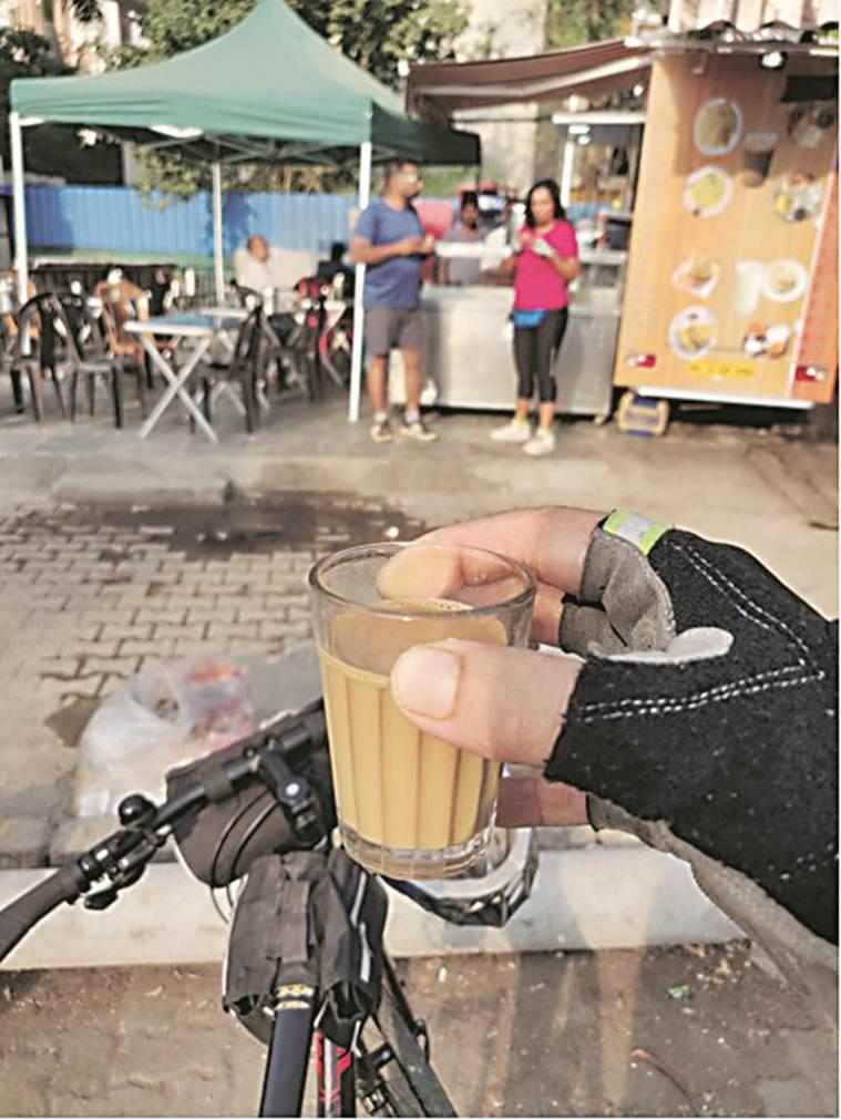 tea, chai, irani tea, irani chai, speaking wheels, speaking wheels pune, pune tea shops, art and culture, Indian Express