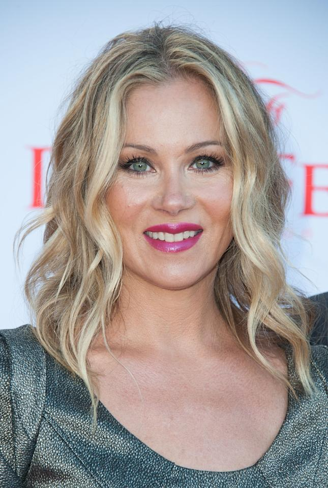 """After being diagnosed with breast cancer at 36 years old in 2008, <strong>Christina Applegate</strong> first underwent a lumpectomy. Upon learning that she was a carrier of the BRCA1 gene mutation, she removed both her breasts in a double mastectomy. Later, she opened up about the process to <a rel=""""nofollow"""" href=""""https://www.youtube.com/watch?v=_vnQGM4dSgE"""">Oprah</a>.It can be very painful,"""" she said.""""It's also a part of you that's gone, so you go through a grieving process."""""""