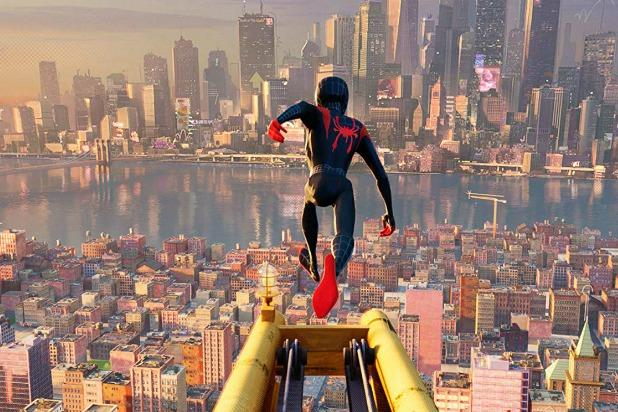 every marvel movie ever ranked spider-man into the spider-verse