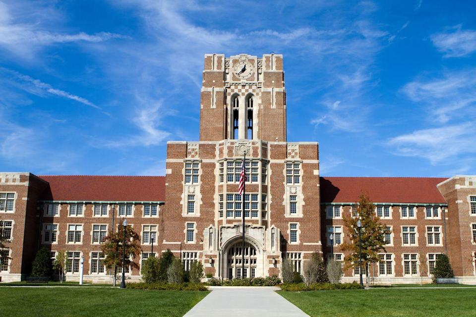 <p><strong>Established in 1794</strong></p><p><strong>Location: Knoxville, Tennessee<br></strong></p><p>The University of Tennessee was founded two years before Tennessee even became an official U.S. state. It was originally chartered as Blount College, and was an all-male school that struggled with a small student body. Since then, it has undergone a few significant transformations. </p>