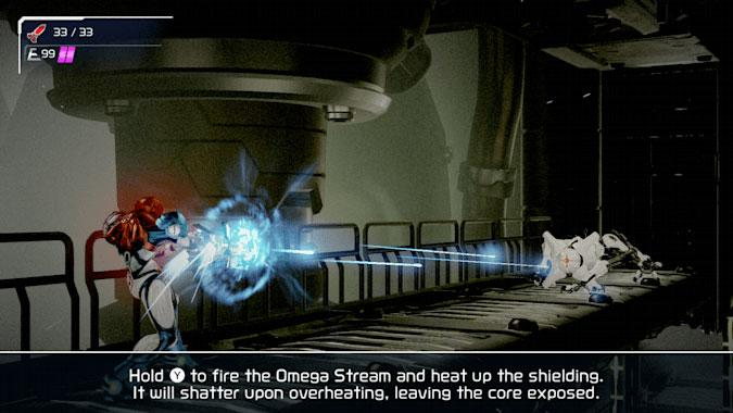 Image from Metroid Dread