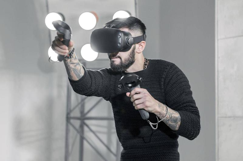 Visitors to the event will have the opportunity to play the latest games (Getty Images)