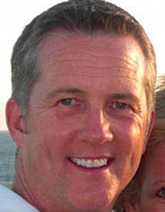 """<p>Loan processor Victor Link, from San Clemente, 52, regularly attended concerts with fiancee, Lynn Gonzales. His devastated son, Christian, wrote on Facebook: 'I just want to tell you how much I love you and I'm going to do all the things that we talked about but this time I'm actually going to do it!"""" (Facebook) </p>"""